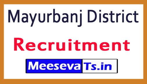 Mayurbanj District Recruitment