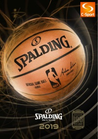 Catalogue Spalding 2019