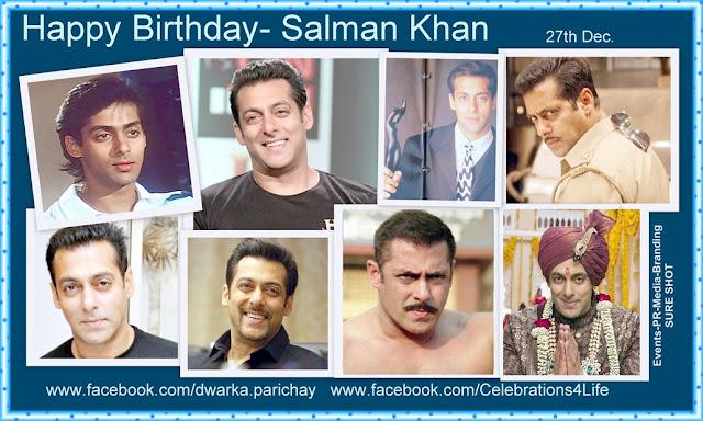 Happy Birthday Salman Cake