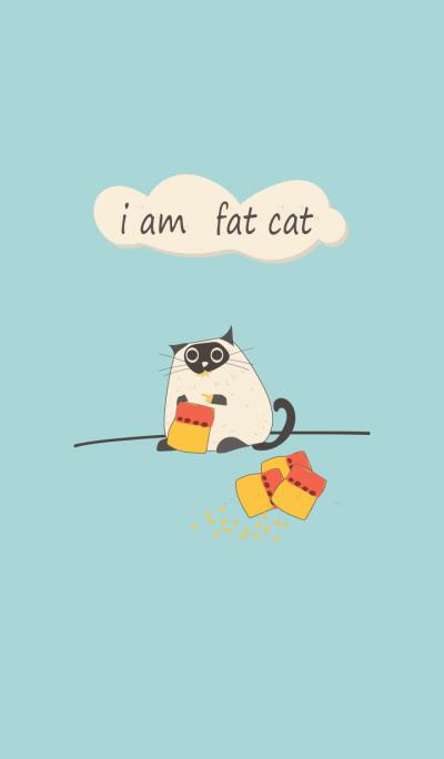 i am fat cat