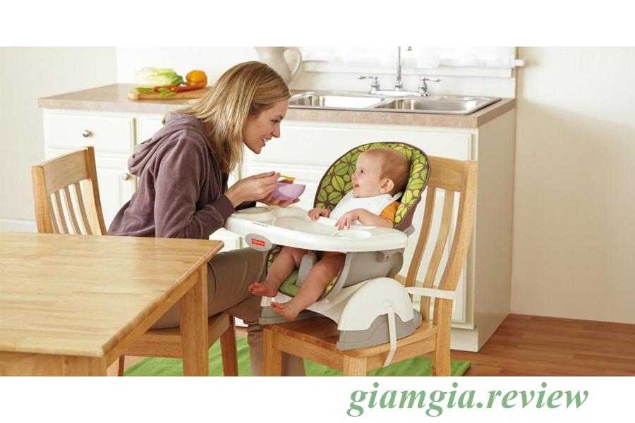 Kinh nghiệm mua ghế ăn cho bé tốt cho bé yêu nhà bạn