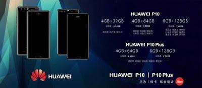 Siap Rilis, Huawei P10 Sambangi GeekBench?