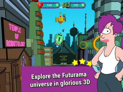 Futurama game of drones apk 1