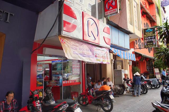 circle-k-vietnam-hcmc ホーチミン市のサークルK