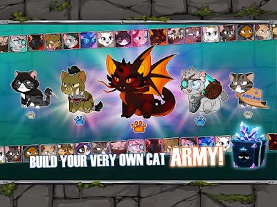 Download Castle Cats Mod Apk (unlimited Money)