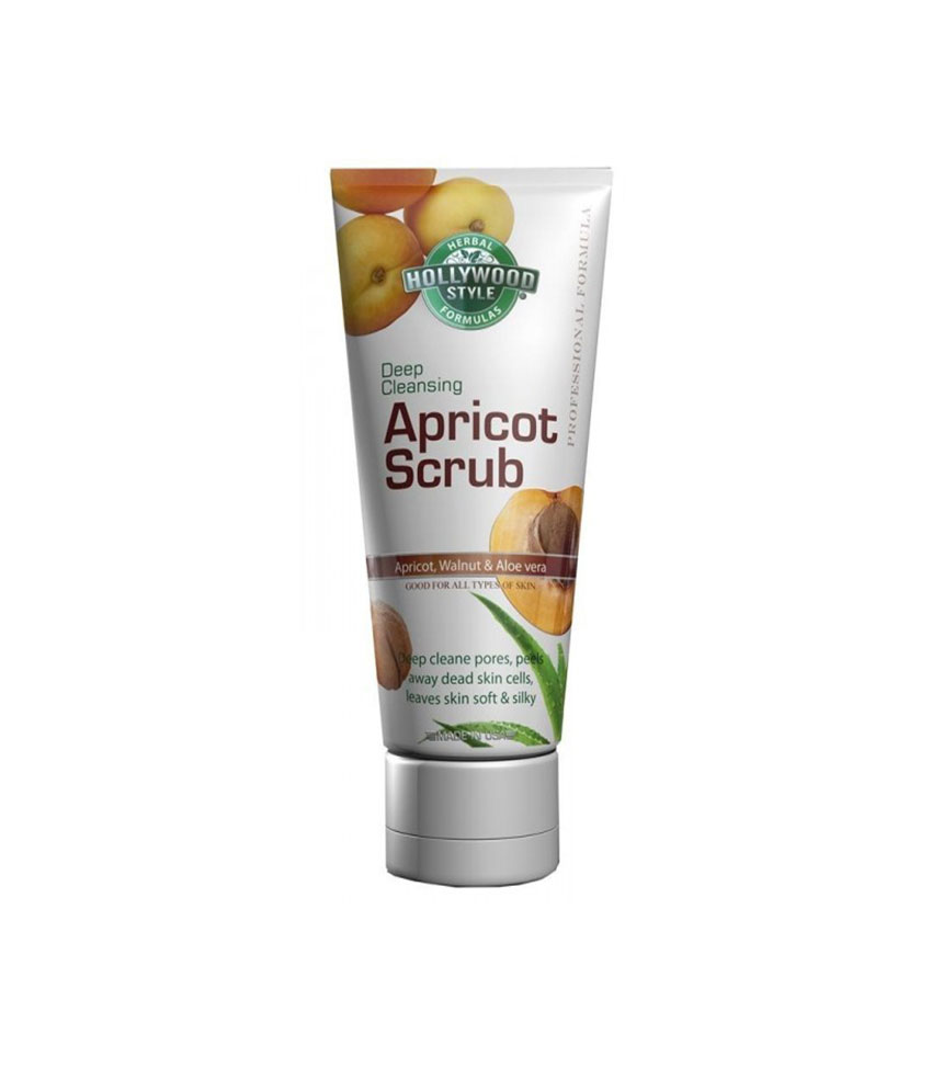 Hollywood Style Apricot Scrub 150 ML