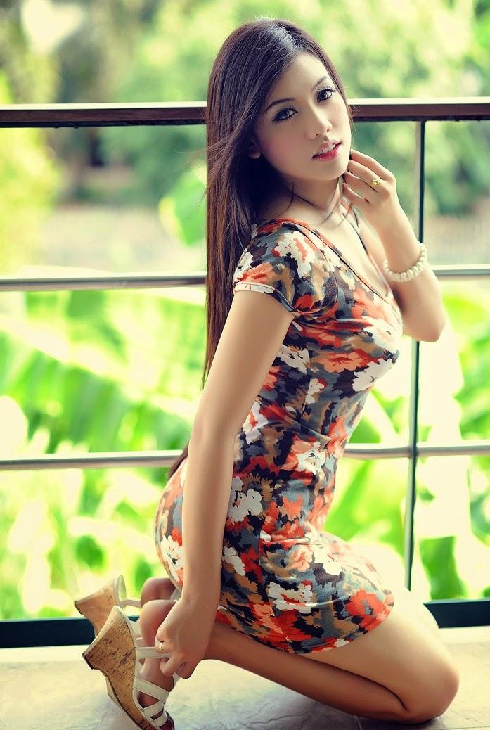 Nong Nam: Thai hot girl - Part 2 - The most beautiful