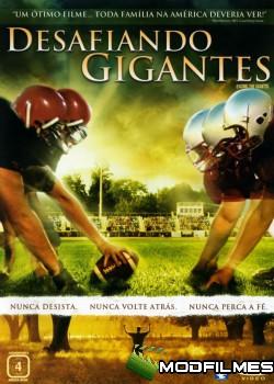Capa do Filme Desafiando Gigantes