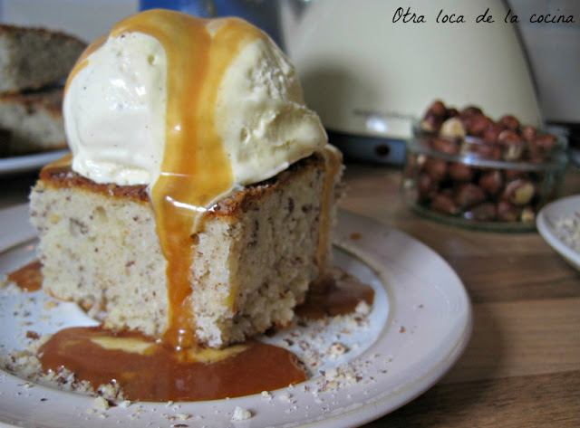 bizcocho-de-avellana, hazelnut-cake-with-toffee