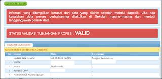 valid info gtk
