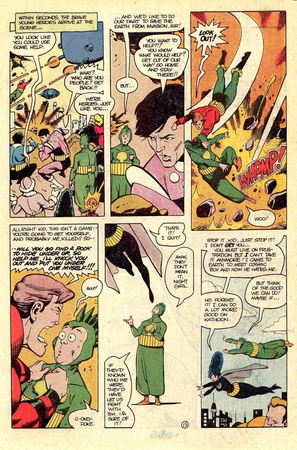 Read online Secret Origins (1986) comic -  Issue #37 - 15
