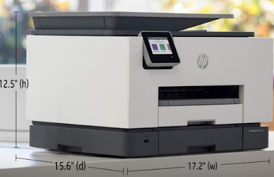 HP OfficeJet Pro 9025 Printer Review - Free Download Driver
