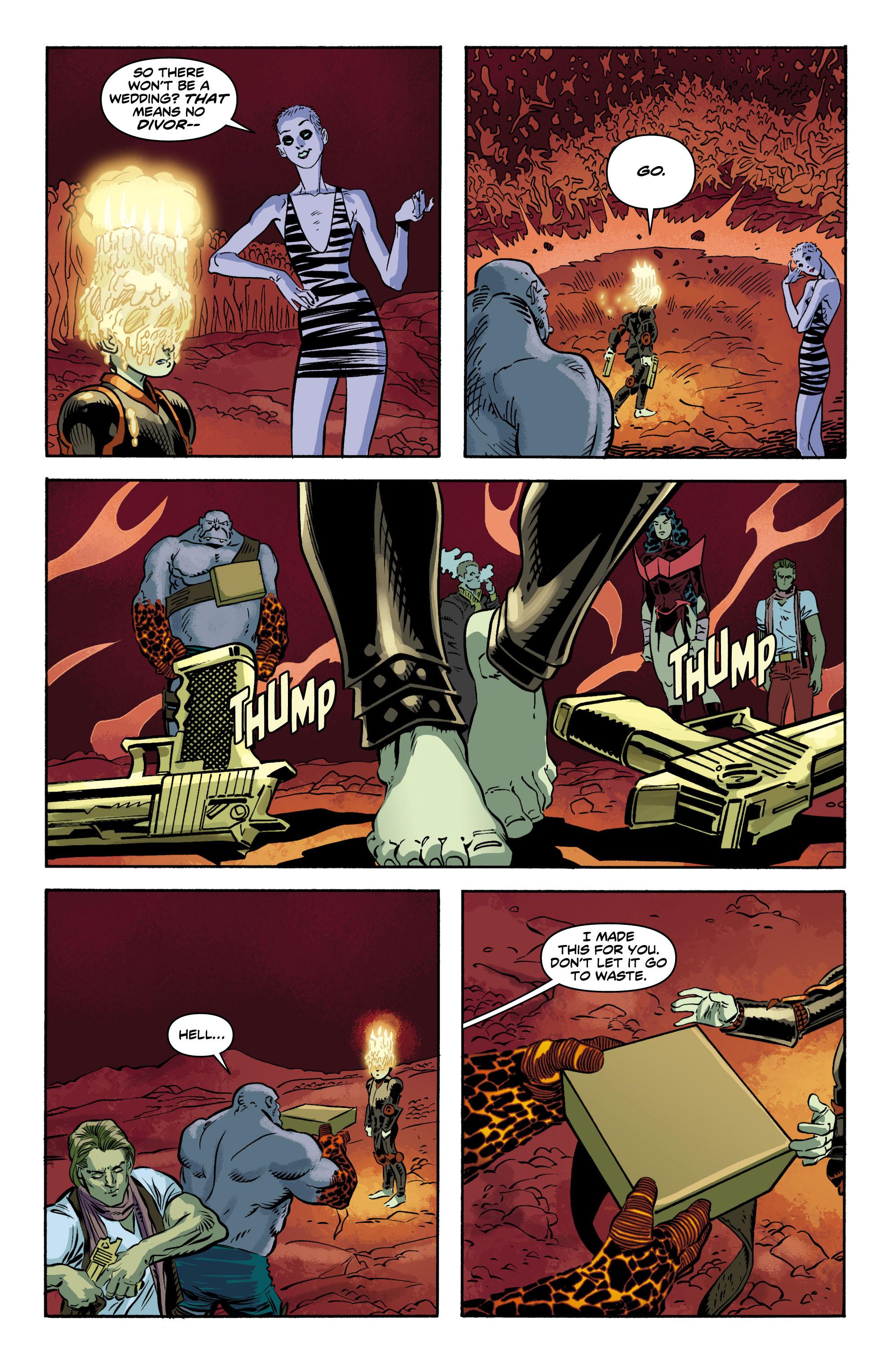 Read online Wonder Woman (2011) comic -  Issue #10 - 19