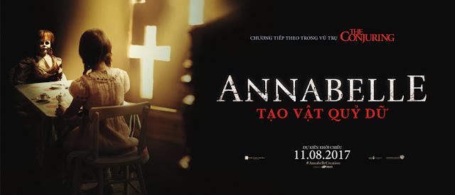 'Annabelle 2: Tạo vật quỷ dữ' - Bạn phải xem ngay!