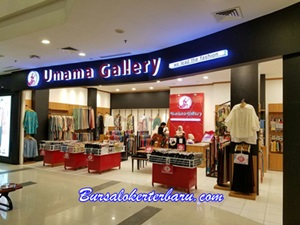 Lowongan Kerja Tambun : Umama Gallery - Shopkeeper