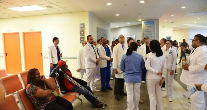 Médicos anuncian su quinto paro consecutivo a partir del jueves