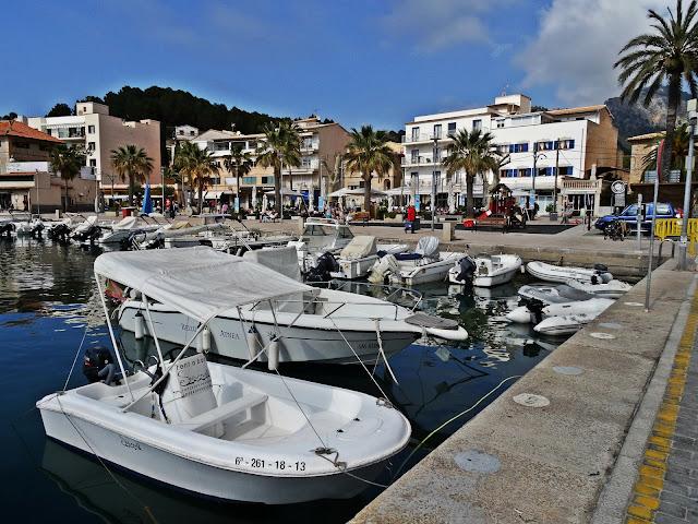 zatoka Port de Soller na Majorce, co zobaczyć? jak dojechać?