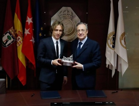 Luka Modrić suggest to Peres for Elseid Hysaj to be part of Real Madrid