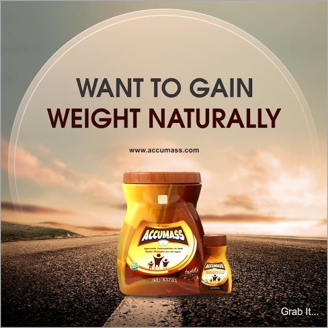Best Weight Gainer Naturally in India