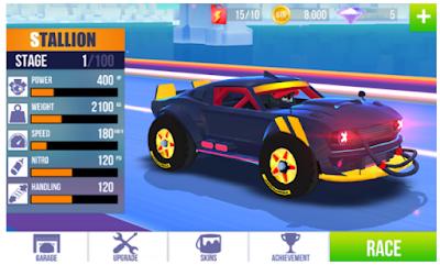 SUP Multiplayer Racing Mod Money