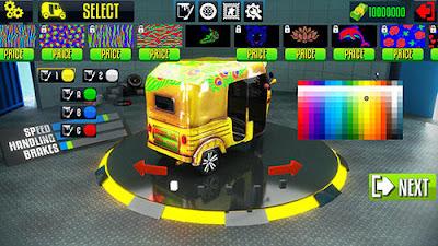 Tuk tuk drive traffic simulator 3D. Rickshaw traffic street racing - Android game. Gameplay Tuk tuk drive traffic simulator 3D. Rickshaw traffic street racing.