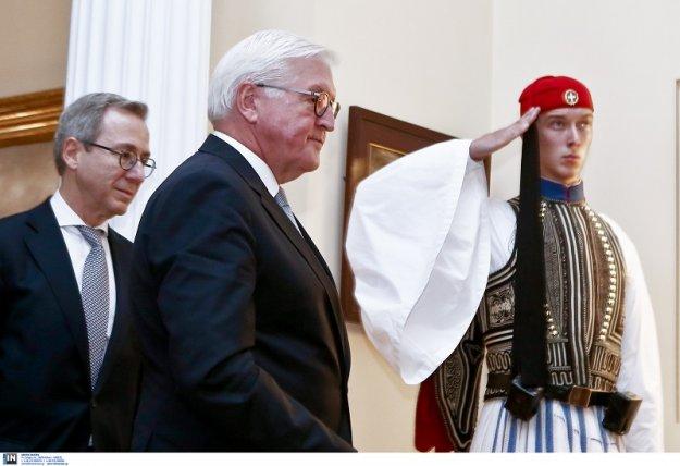 Η «συγγνώμη» του Σταϊνμάιερ στο επίκεντρο του γερμανικού Τύπου
