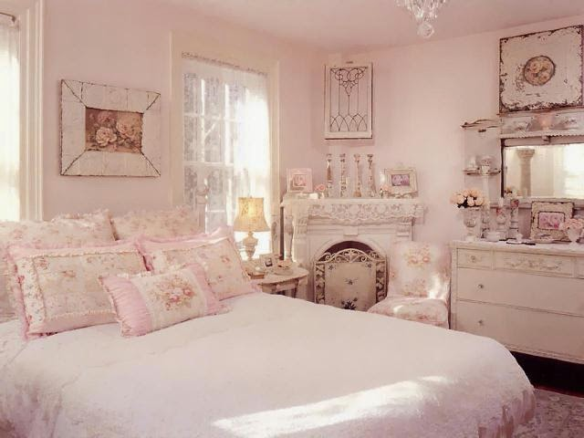 shabby chic master bedroom paint colors