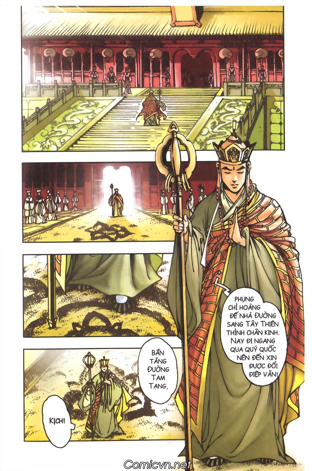 Tây Du Ký màu - Chapter 97 - Pic 23