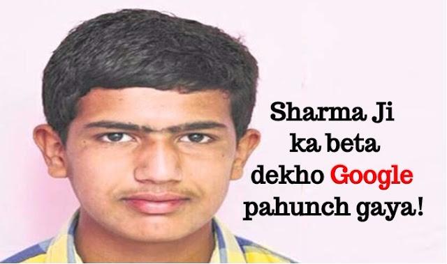 Harshit Sharma, Google