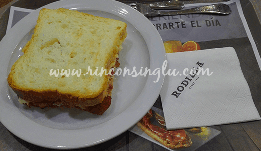sandwich rodilla sin gluten