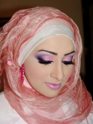Amazing Fashion Hijab Style 2011