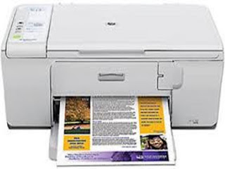 Image HP Deskjet F4210 Printer