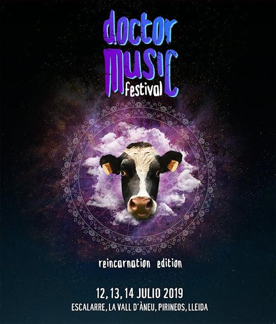Doctor, Music, Festival, 2019, Vaca, Concierto