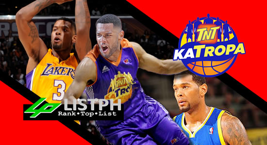 Video Playlist: Jeremy Tyler TNT Katropa import 2018 Commissioner's Cup highlights