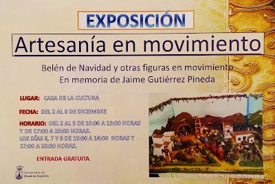 """Exposición """"Artesanía en Movimiento"""""""