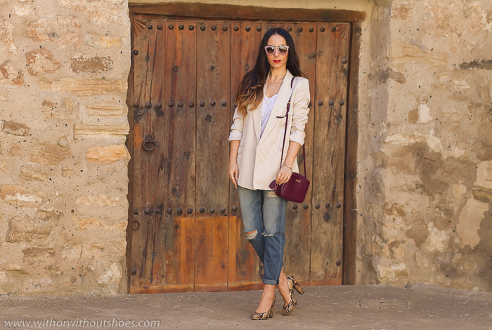 Resumen de los mejores looks del mes de abril de la blogger withorwithoutshoes influencers de moda de Valencia
