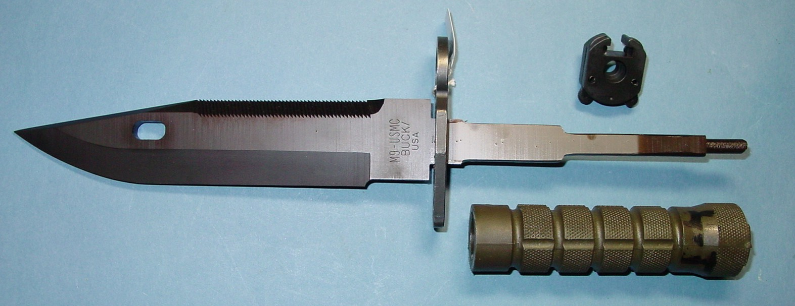 Welcome To The World Of Weapons M9 Bayonet