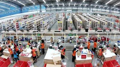 Lowongan Kerja Jobs : HRBP Manager, Cashier, Fleet Contract Supervisor Lazada eLogistics Indonesia Membutuhkan Tenaga Baru Besar-Besaran