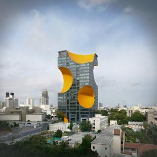 Arquitectura irrealmente extrema.