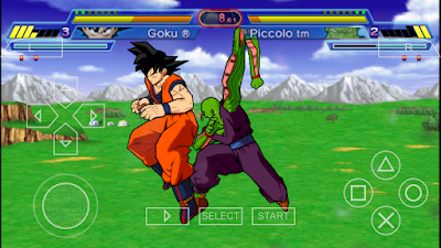 download super goku saiyan fight.apk