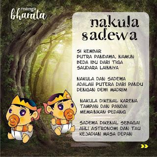 4&5. Nakula Sadewa