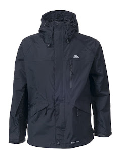 Trespass Corvo Men's Waterproof Jacket lower Price