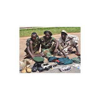 We rape for fun - Soldiers, naval rating, arrested for robbery, rape, abduction