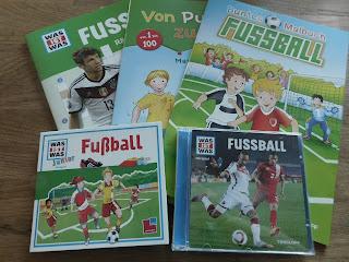 Bücher über Fußball