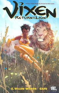 Vixen: Return of the Lion