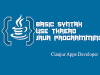 Belajar Cara Membuat Thread Pada Java