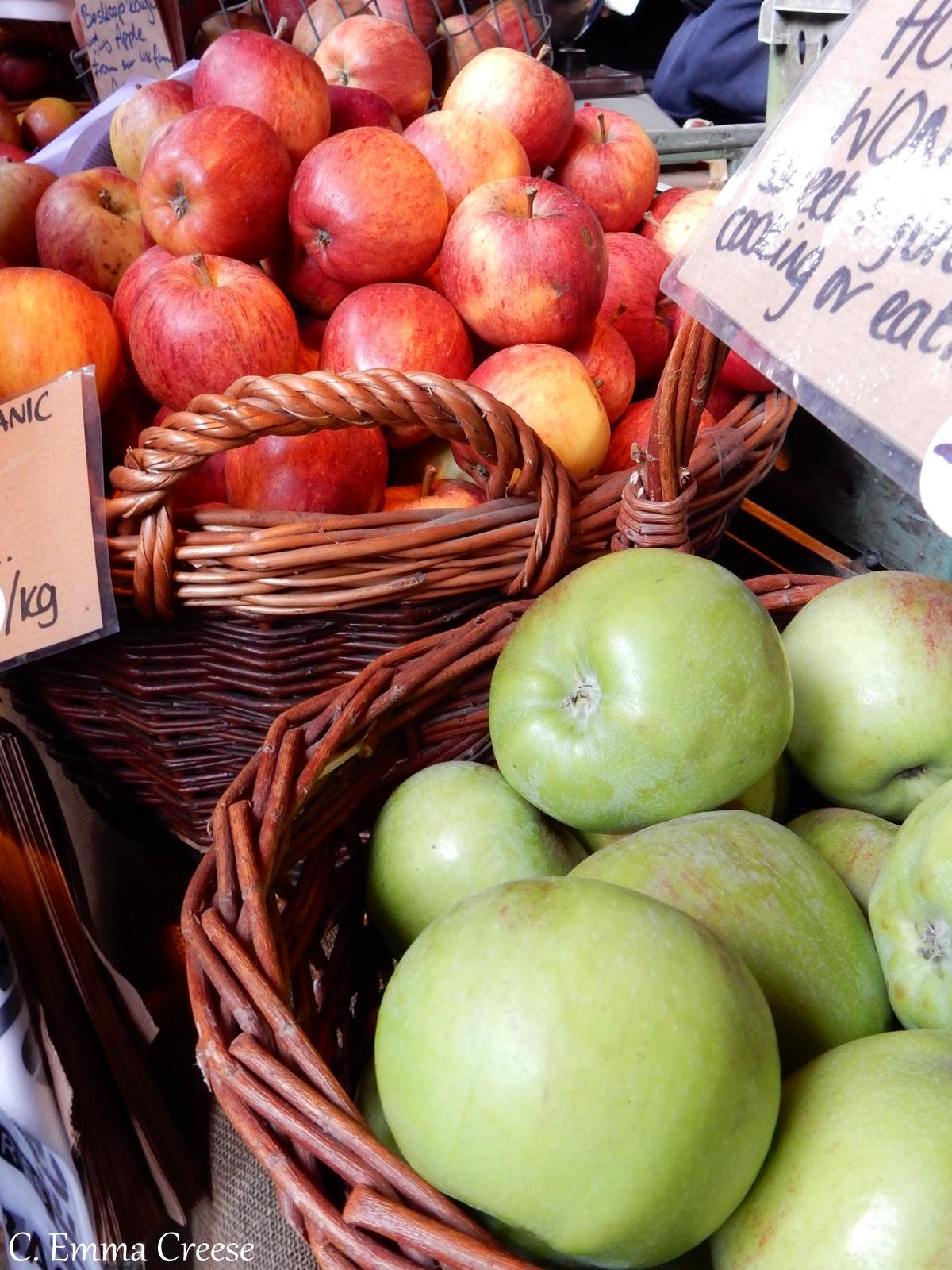 Apple Day at Borough Market