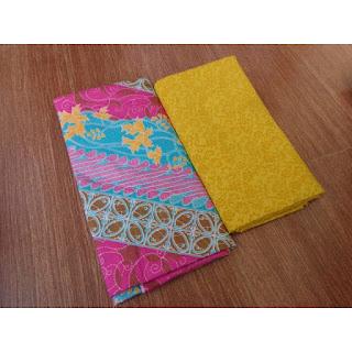 Kain Batik dan Embos 013 C
