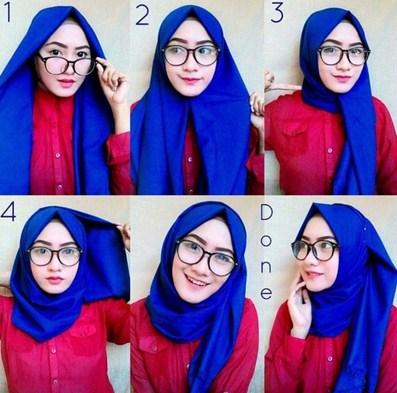 Model Hijab Terbaru Anak Remaja