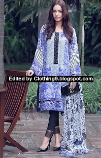 Noor by Saadia Asad luxury Silk dresses
